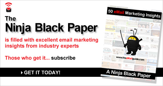 The eMail Guide Ninja Black Paper