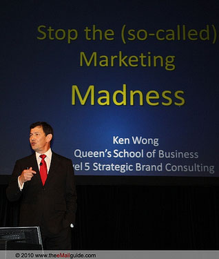 Ken Wong @ the CMA National Convention