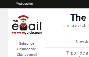 The eMail Guide Newsletter