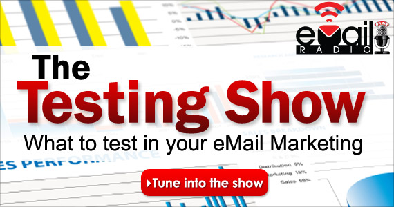 eMailRadio Presents : The Testing Show