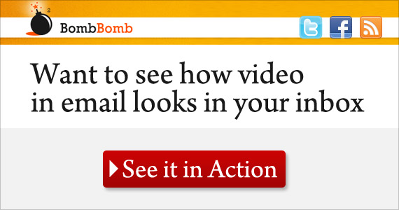 BombBomb video email marketing software