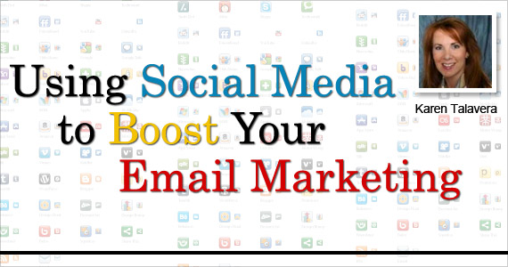 Using Social Media to Boost Your Email Marketing