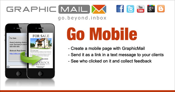 Go Mobile with Graphic Mail
