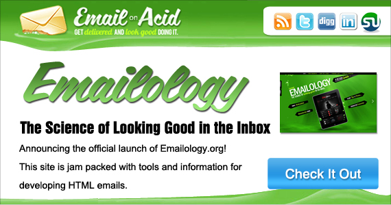 Emailology - The Science of Looking Good in The Inbox