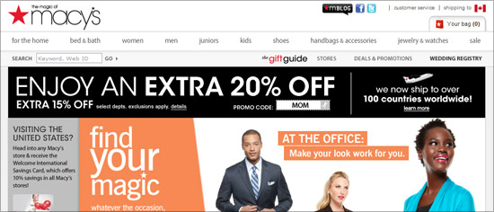 Macys - Email Systems Analyst