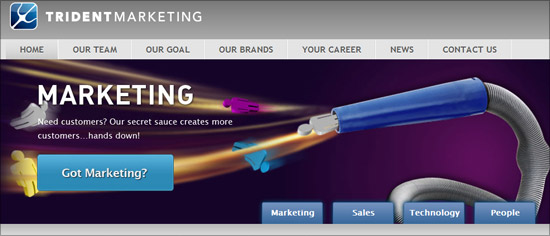 Trident Marketing - Email Marketing Manager