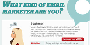 What Kind of Email Marketer are You?