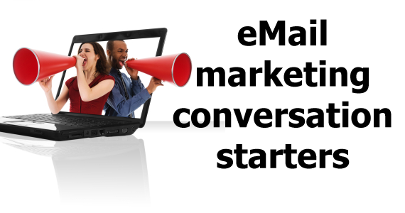 Email conversation starters