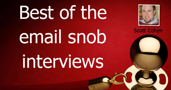 Best of the email snob interviews