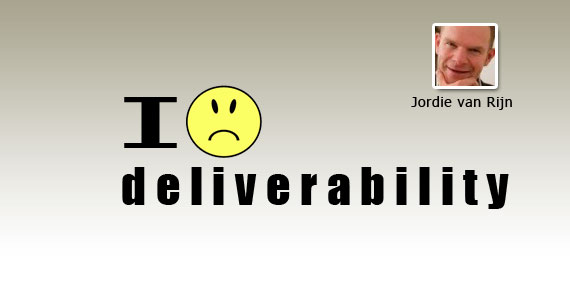 I hate deliverability