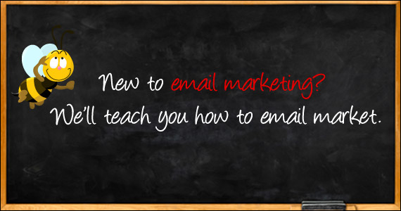 New to email marketing? Start here!
