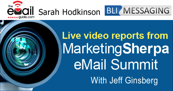 Email Marketing Advice: Sarah Hodkinson from BLI Messaging