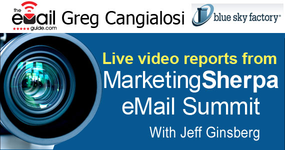 Email Marketing Insights from Greg Cangialosi, CEO of Blue Sky Factory