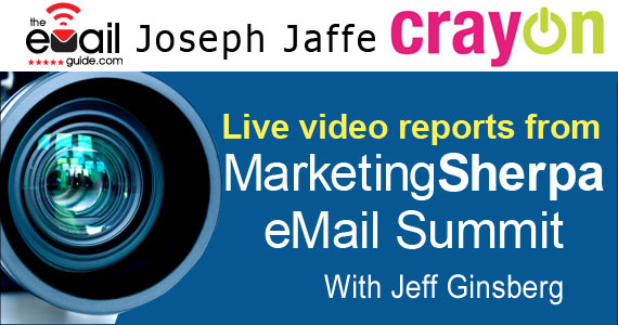 """Video Interview with Joseph Jaffe Author of """"Flip The Funnel"""""""