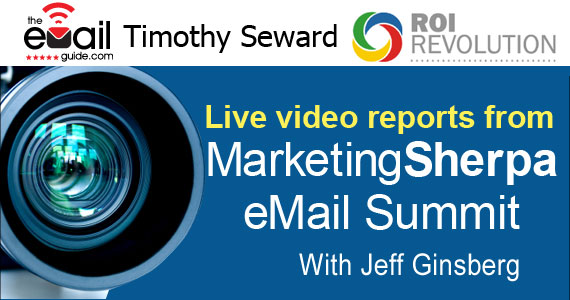 Email Marketing Advice from Timothy Seward of ROI Revolution