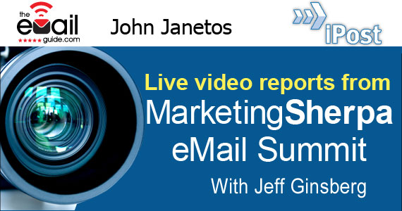 John Janetos, iPost - email marketing advice