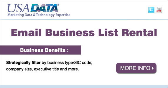 Email Business List Rental