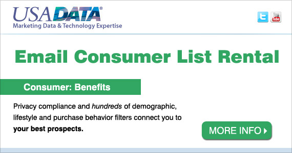 Consumer Email List Rental
