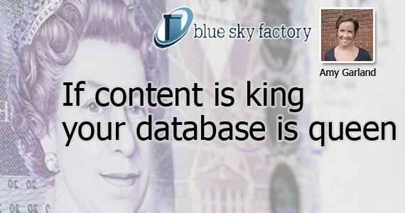If Content is King, Your Database is Queen