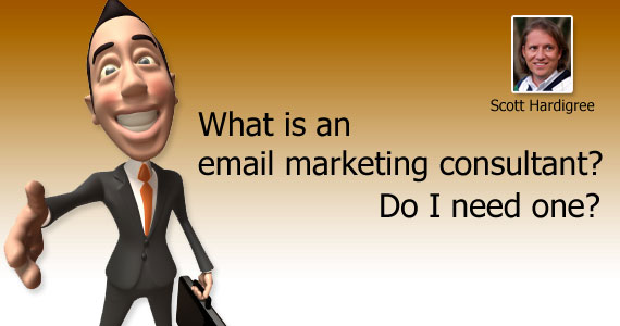 What is an Email Marketing Consultant? Do I need one?