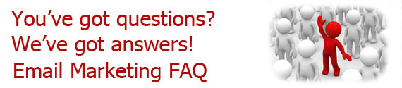 Check Out the allWEBeMAIL Email Marketing FAQ!