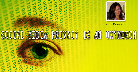 Social Media Privacy is an Oxymoron