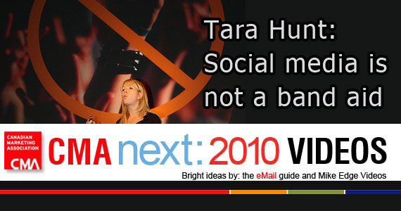 CMA Convention: Tara Hunt