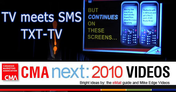 Can TXT-TV deliver SMS users 15 minutes of fame?