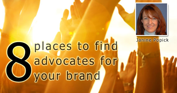 8 Places to Find Advocates for Your Brand
