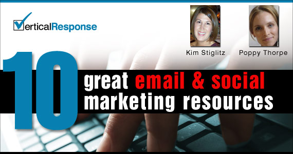 10 Great Email & Social Media Resources