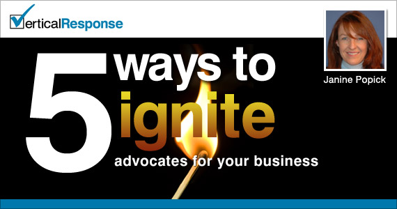 5 ways to ignite advocates for your business