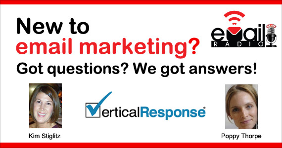 eMail Radio - New to email marketing? Got questions? We got answers!