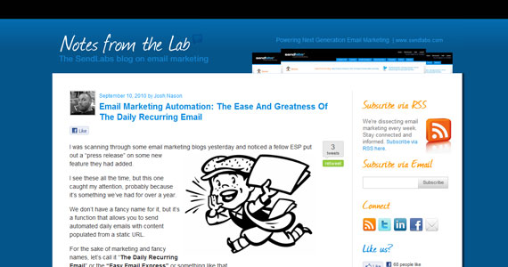 Email Marketing Automation: The Ease And Greatness Of The Daily Recurring Email