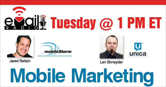 eMail Radio - Mobile Marketing 101