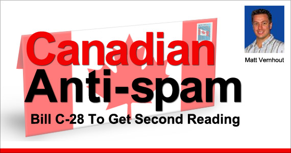 Canadian Anti-Spam Bill