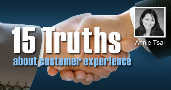 15 Truths About Customer Experience