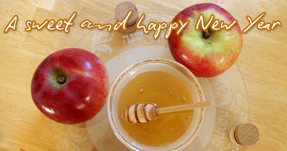 A Sweet and Happy New Year