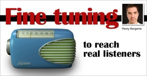 Email Marketing : Fine Tuning That Station