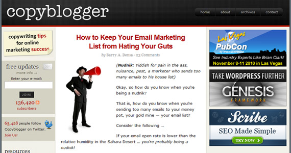 Email Marketing : How to Keep Your Email Marketing List from Hating Your Guts