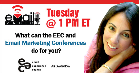 Email Radio November 9th: What can the EEC and Email Conferences do for you?