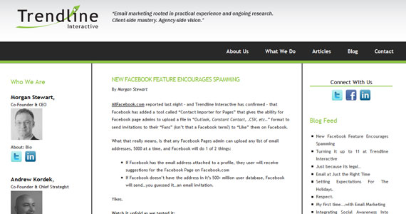 Email Marketing : New Facebook Feature Encourages Spamming