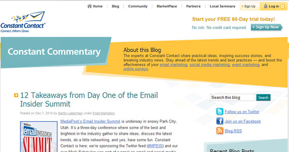 Email Marketing : 12 Takeaways from Day One of the Email Insider Summit