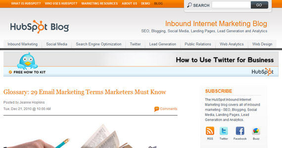 HubSpot - Glossary: 29 Email Marketing Terms Marketers Must Know