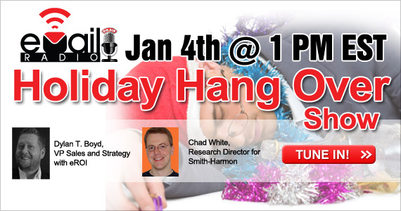 eMail Radio - The Holiday Hang Over Show