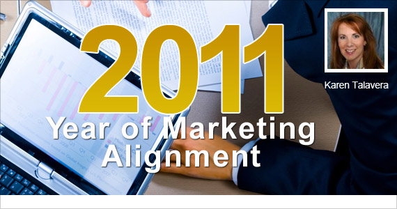 2011 - Year of Marketing Alignment