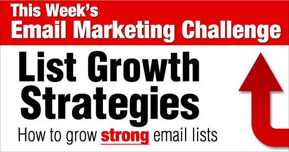 List Growth Strategies