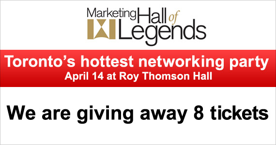 Toronto's hottest networking party