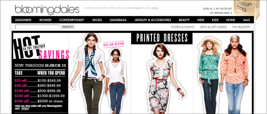 Bloomingdales - Email Marketing Manager