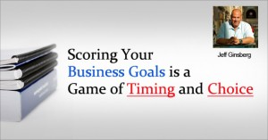 Scoring Your Business Goals is a Game