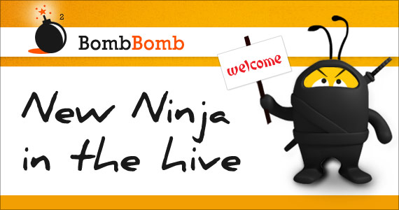 Ninja in the Hive - BombBomb